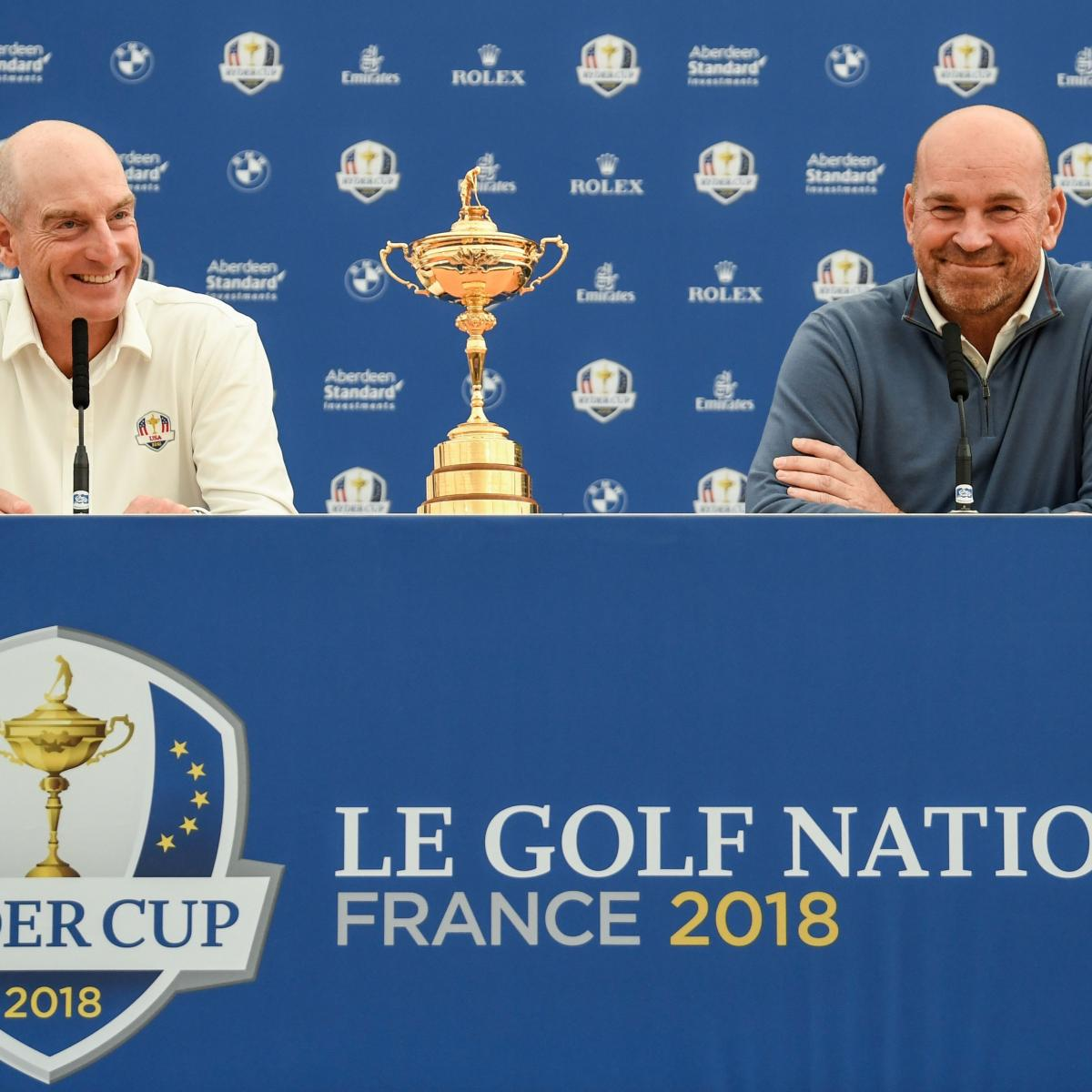 Ryder Cup 2018: Rules, Format and Points System Primer for Golf Tournament