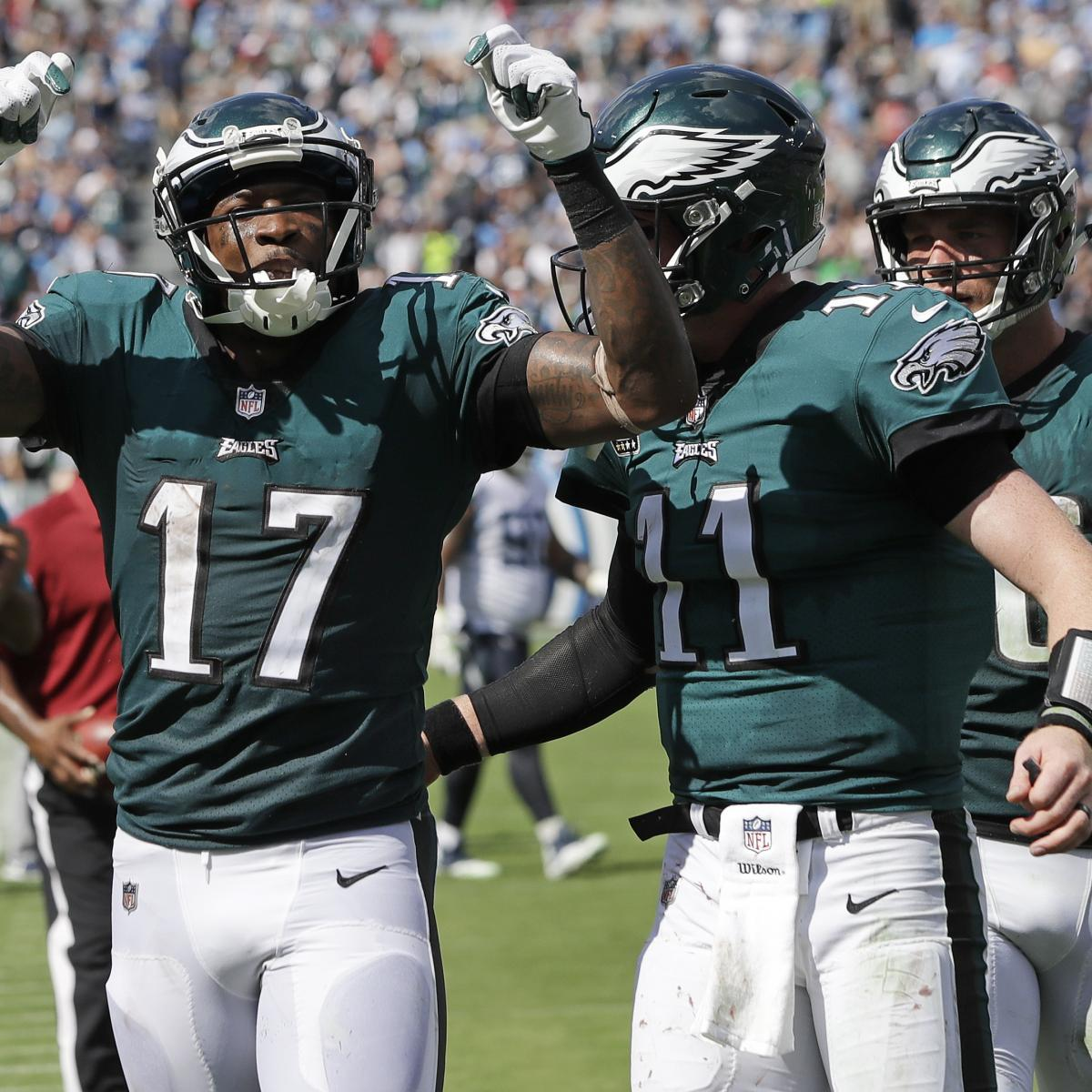 NFL Odds Week 5: Early Betting Lines for Vikings vs. Eagles and Entire Slate