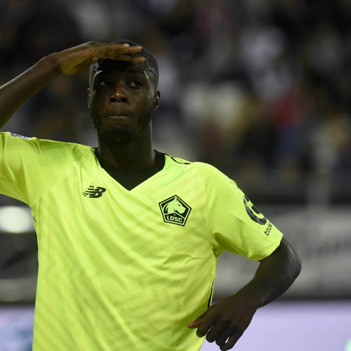 Arsenal Transfer News: Nicolas Pepe Rules Out January Move, Exit Rumours