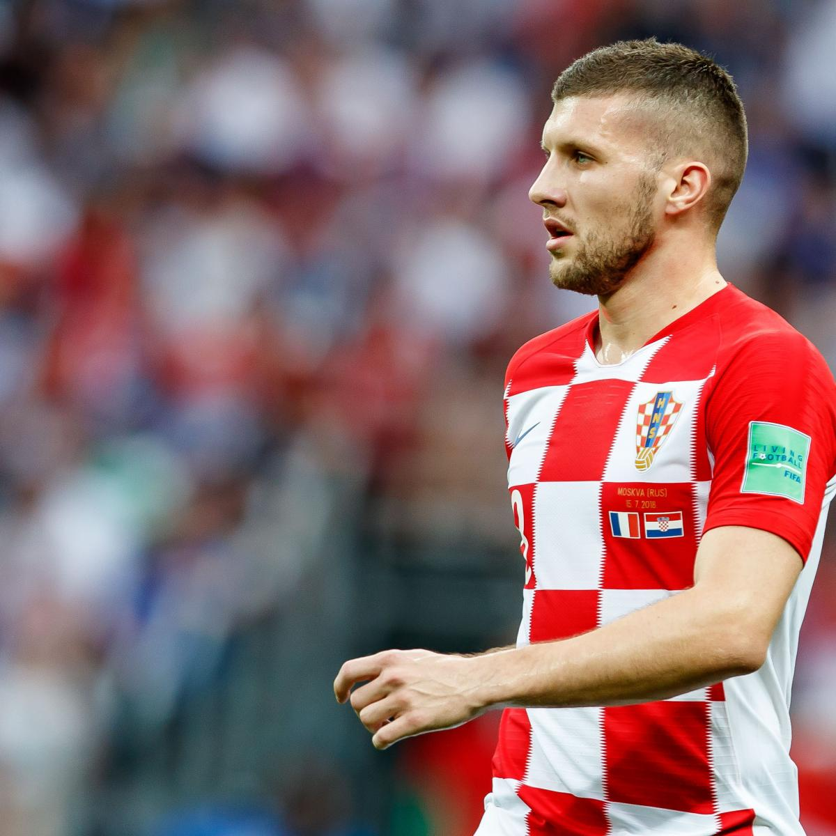 Ante Rebic Talks Possible Summer Transfer Amid Manchester United Rumours