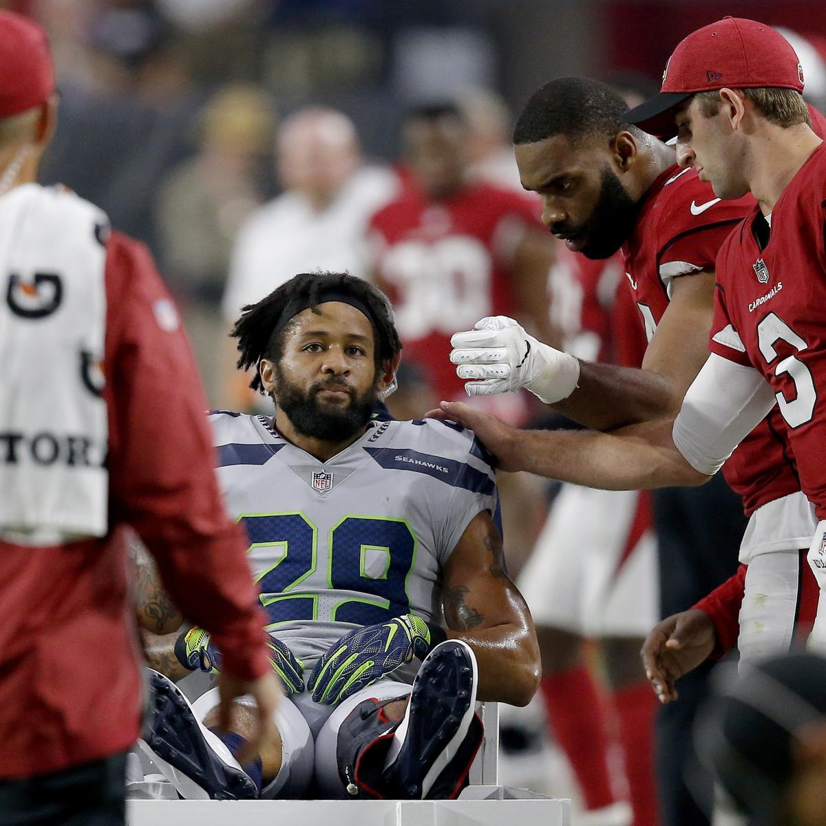 Earl Thomas Placed on IR After Leg Injury Diagnosed as Break