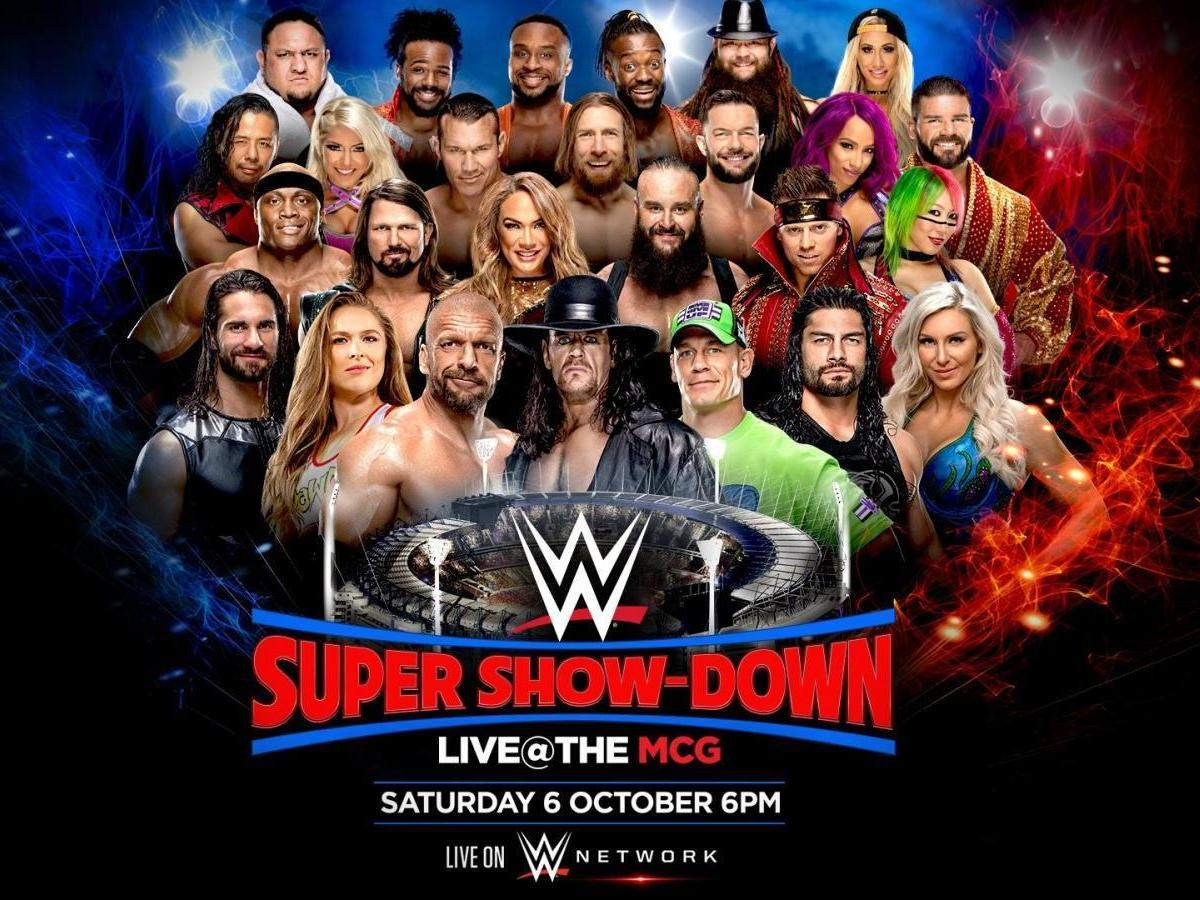 WWE Super Show-Down 2018: B/R Expert Match Picks, Predictions and Analysis