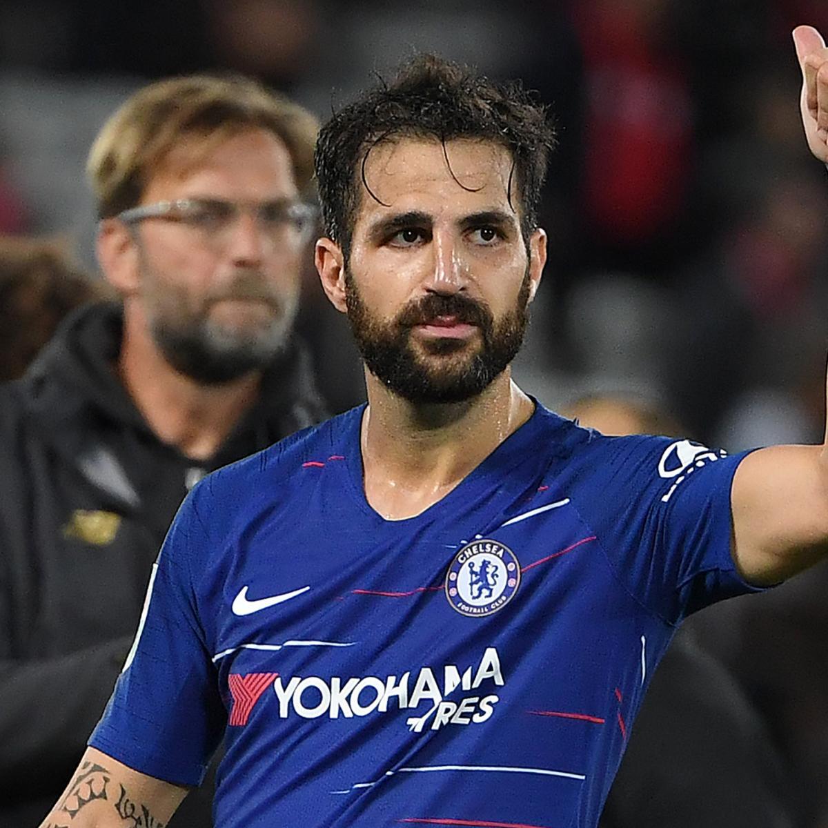 Chelsea Transfer News: Cesc Fabregas Discusses Latest Exit Rumours