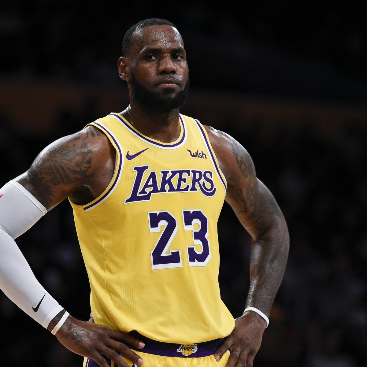 NBA Preseason 2018: Schedule and Predictions for Remaining Marquee Games