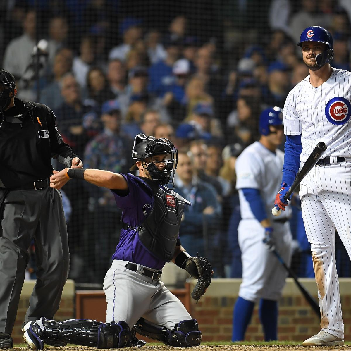 Kris Bryant Rejecting over $200M from Cubs Is Huge Gamble He May Regret