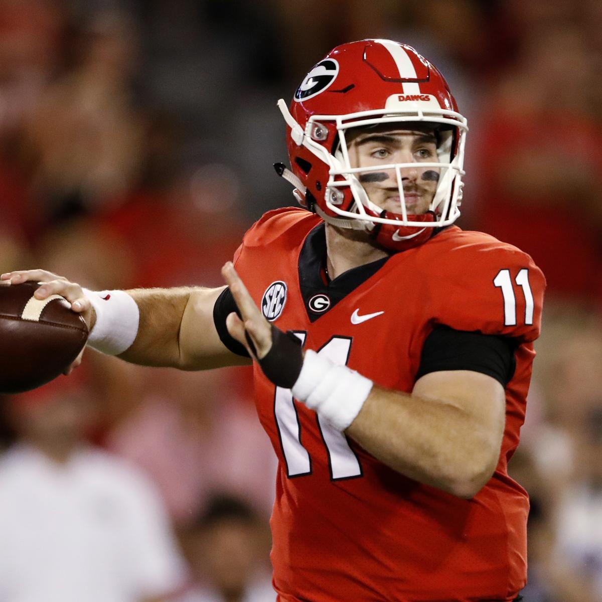 College Football Odds Week 7: Picks, Score Predictions for Top 25 Teams