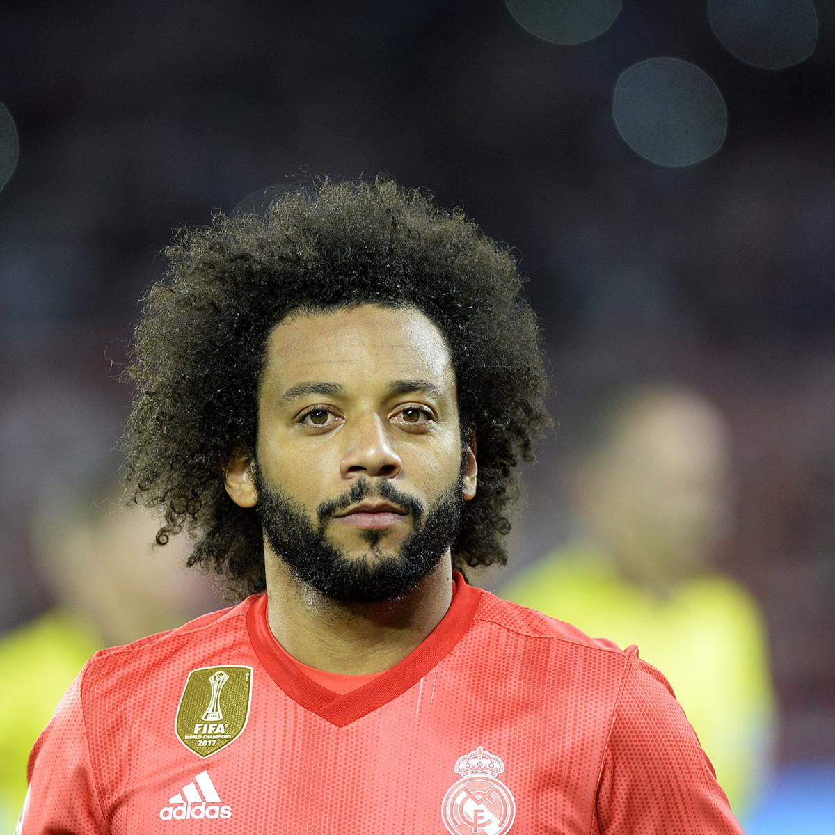 Marcelo Says He Is 'Almost at 100%' Fitness Following Recent Calf Injury Layoff