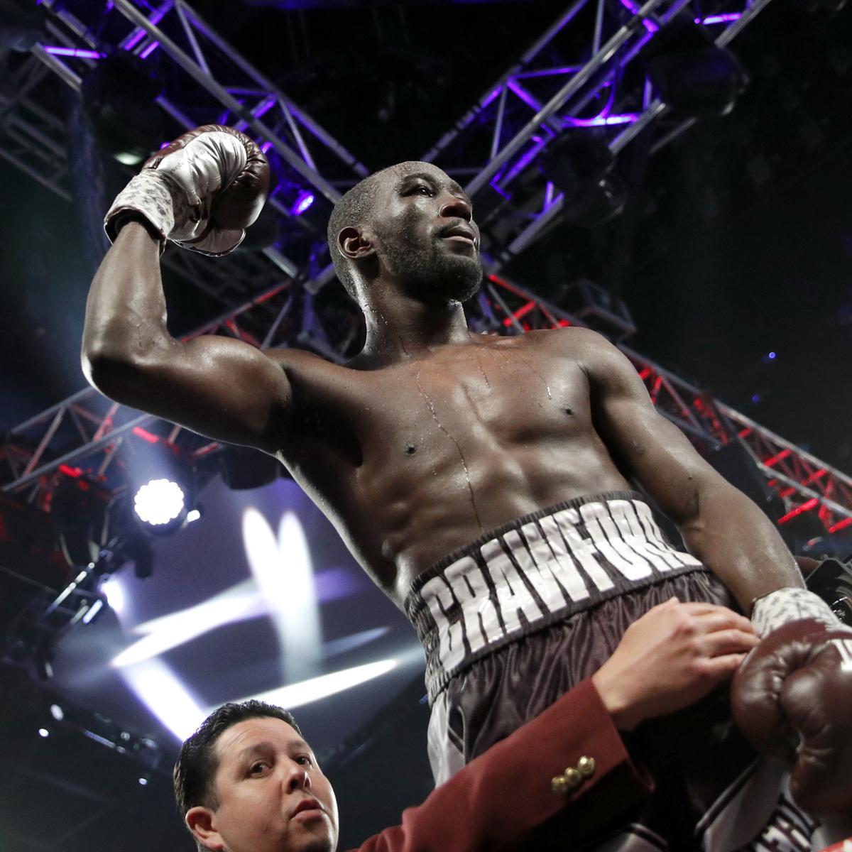 Terence Crawford vs. Jose Benavidez Jr.: Fight Odds, Time, Live Stream, TV Info