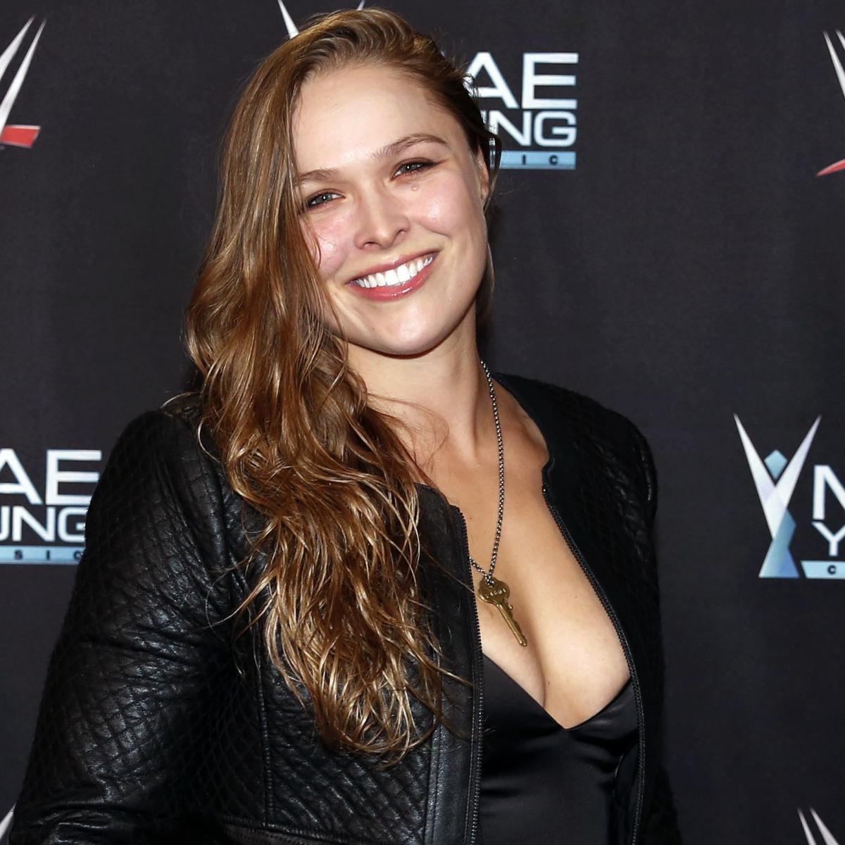 Ronda Rousey on Nikki, Brie Bella: 'They're a Bunch of Untrustworthy Bitches'