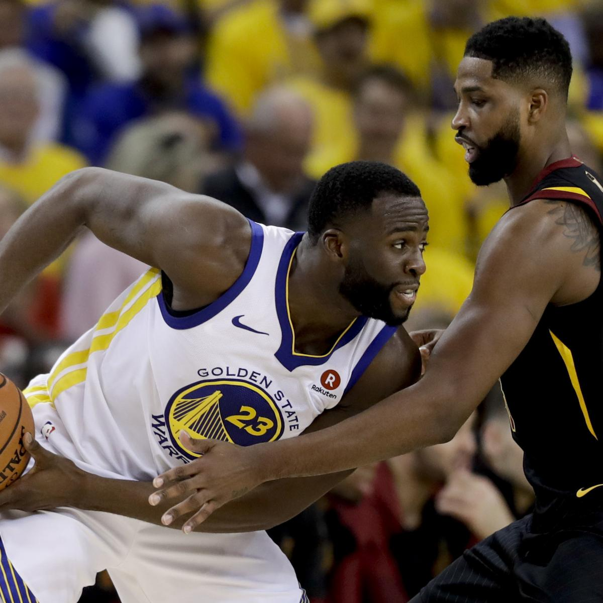 Cleveland Parade to Celebrate Tristan Thompson Punching Draymond Green Canceled