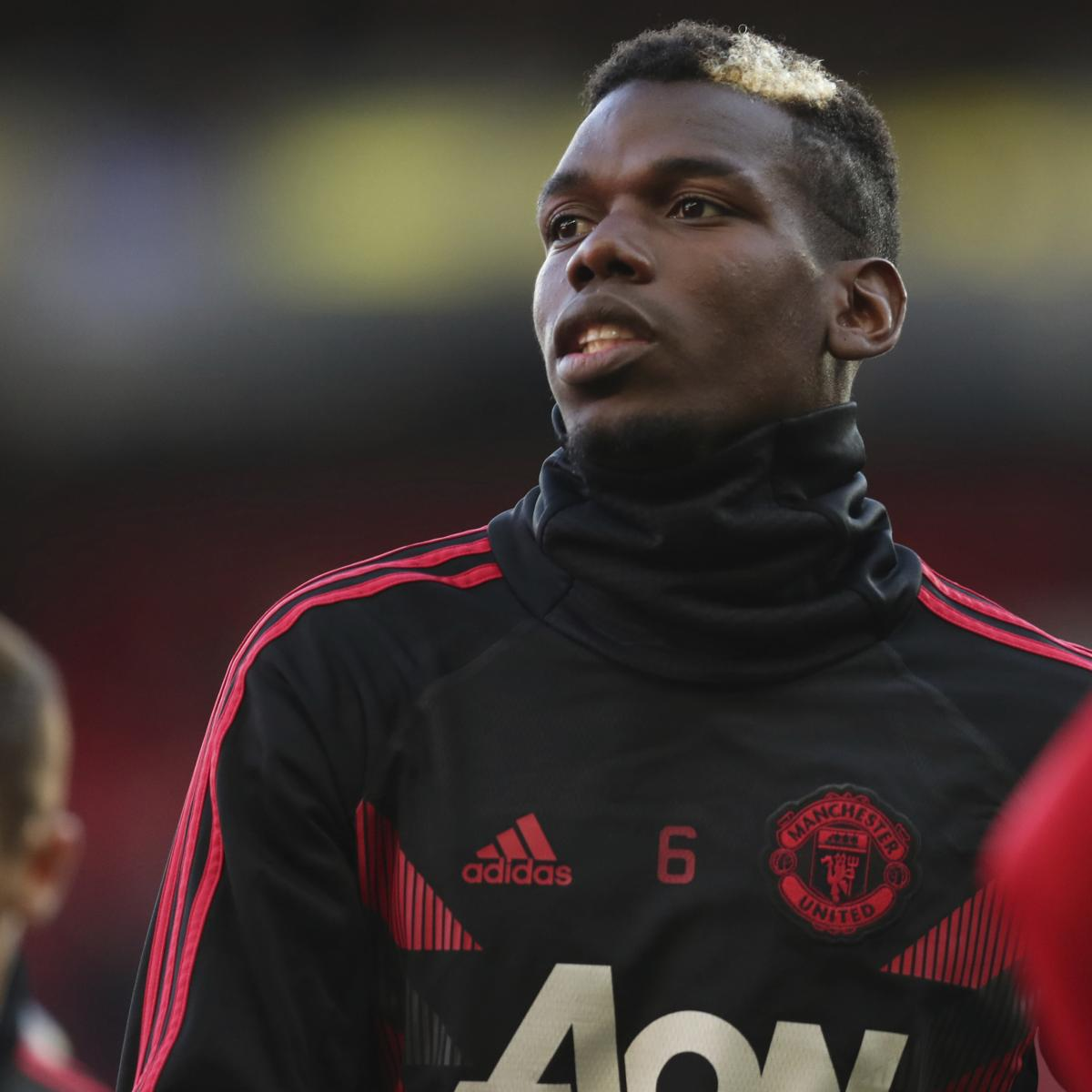 Glazers Reportedly View Paul Pogba as 'Untouchable' Amid Barcelona Rumours