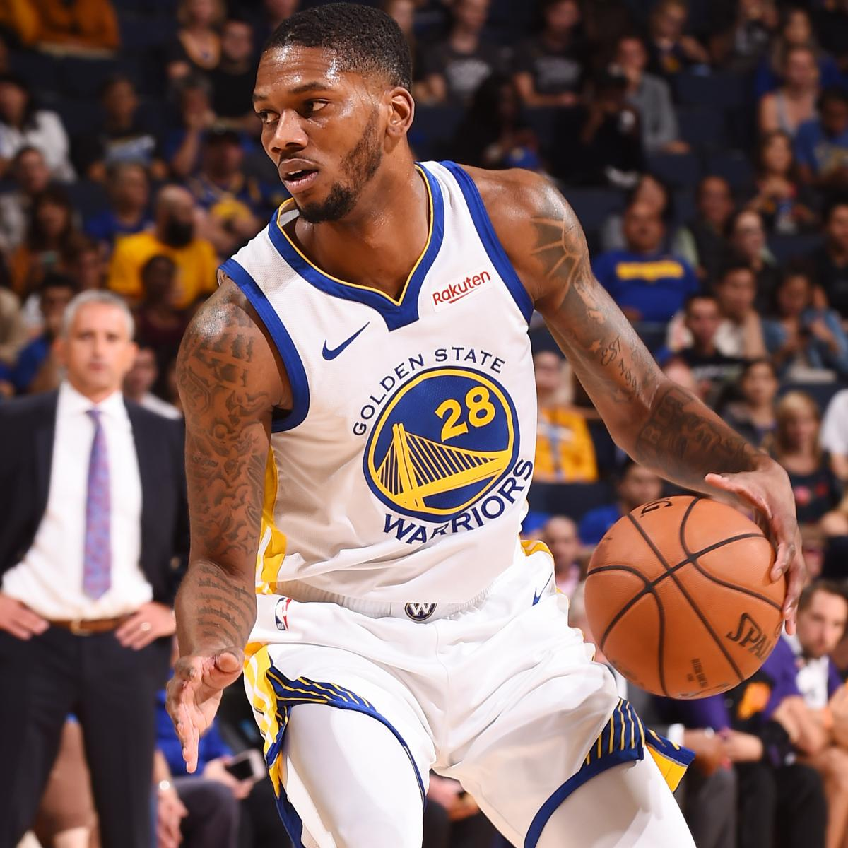 NBA Rumors: Warriors, Alfonzo McKinnie Agree to 2-Year Minimum Contract