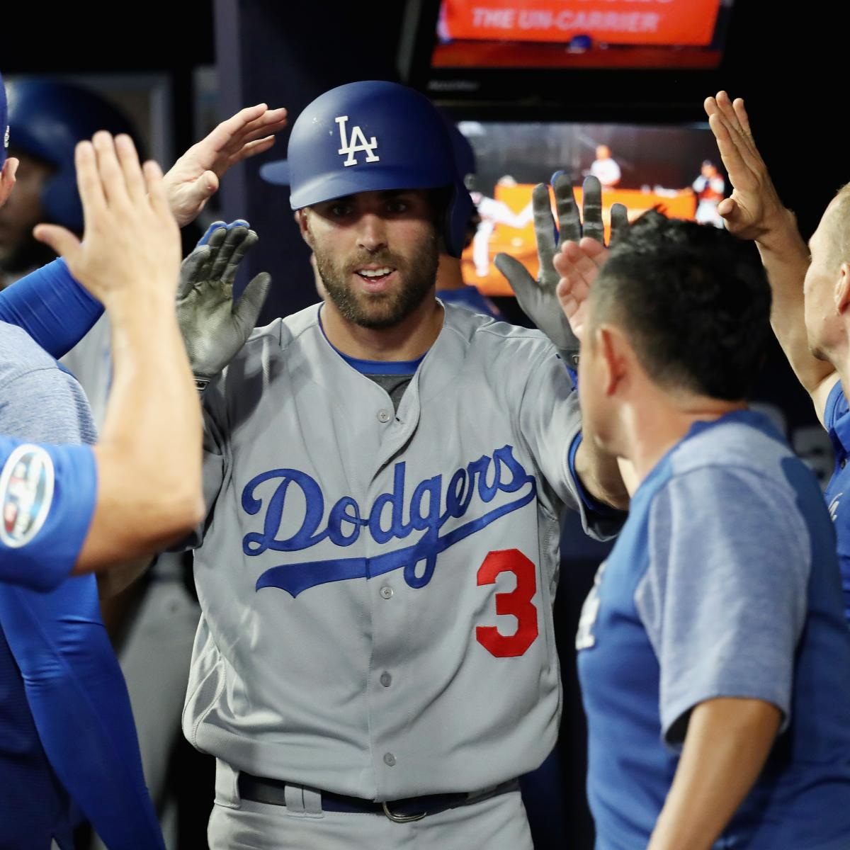NLCS Bracket 2018: TV Schedule, Odds and Predictions Before Game 2