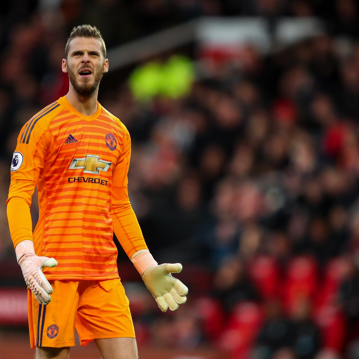 David De Gea Reportedly Given Manchester United Contract Deadline, Exit Rumours