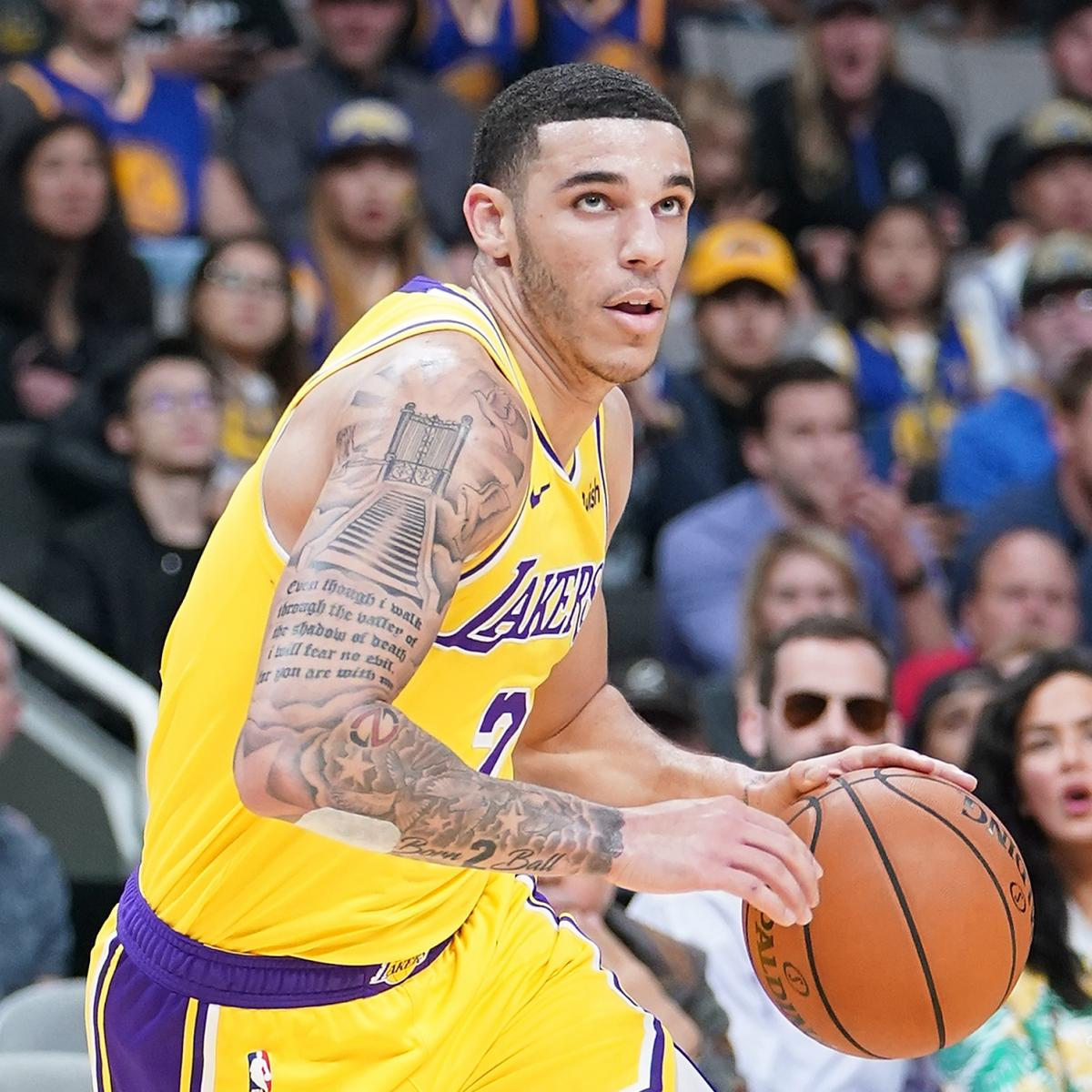 Lakers Rumors: Latest Buzz on Lonzo Ball and Anthony Davis' Future