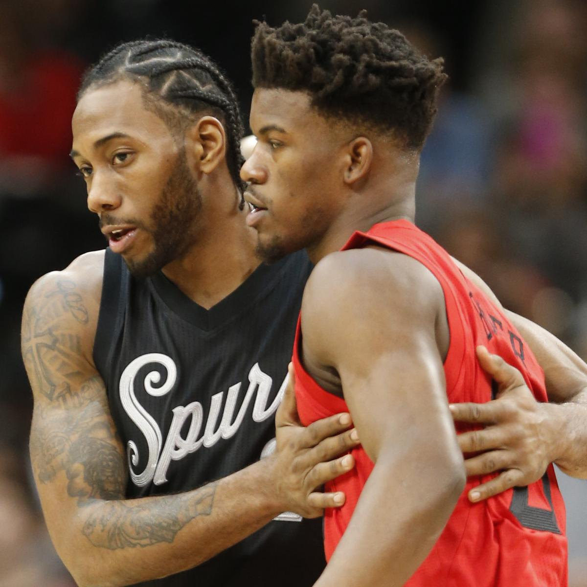 Lakers Rumors: 'Whispers' Jimmy Butler, Kawhi Leonard Don't Want to Join LeBron