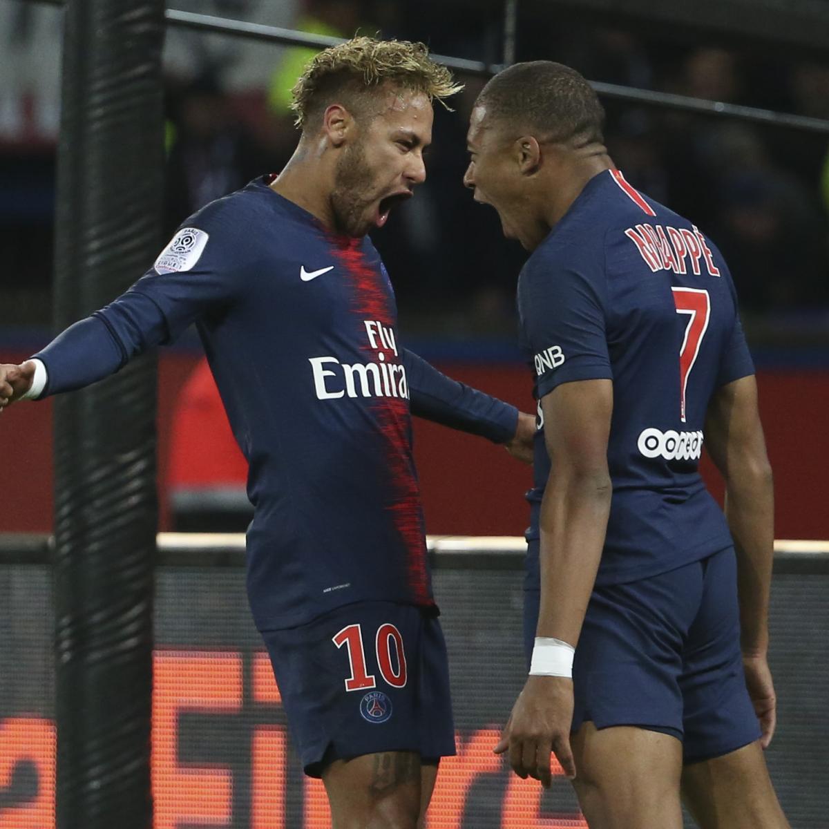 Kylian Mbappe a Better Target for Real Madrid Than Neymar, Says Steve McManaman