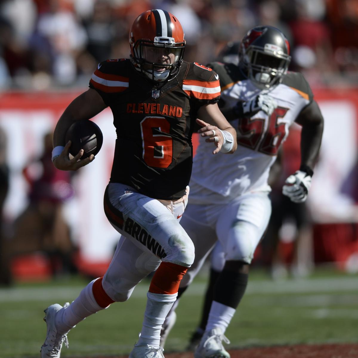Report: NFL Knows Hit on Baker Mayfield vs. Buccaneers Should Have Drawn Penalty