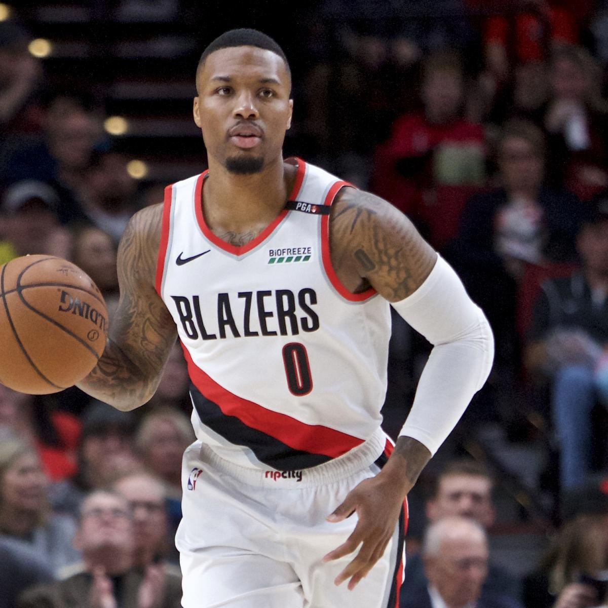 Lakers Rumors: Latest Buzz on Damian Lillard Trade and Anthony Davis' Future