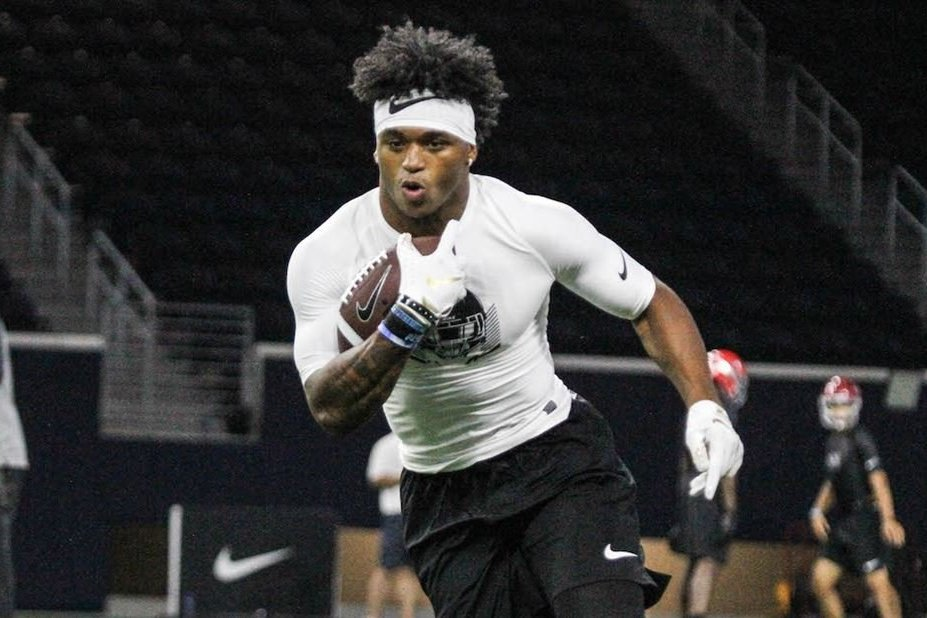 5-Star RB Prospect John Emery Commits to LSU After Georgia Decommitment