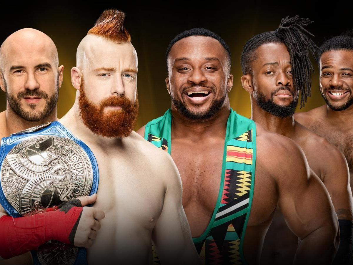Cesaro, Sheamus Beat New Day at WWE Crown Jewel, Retain SmackDown Tag Team Title