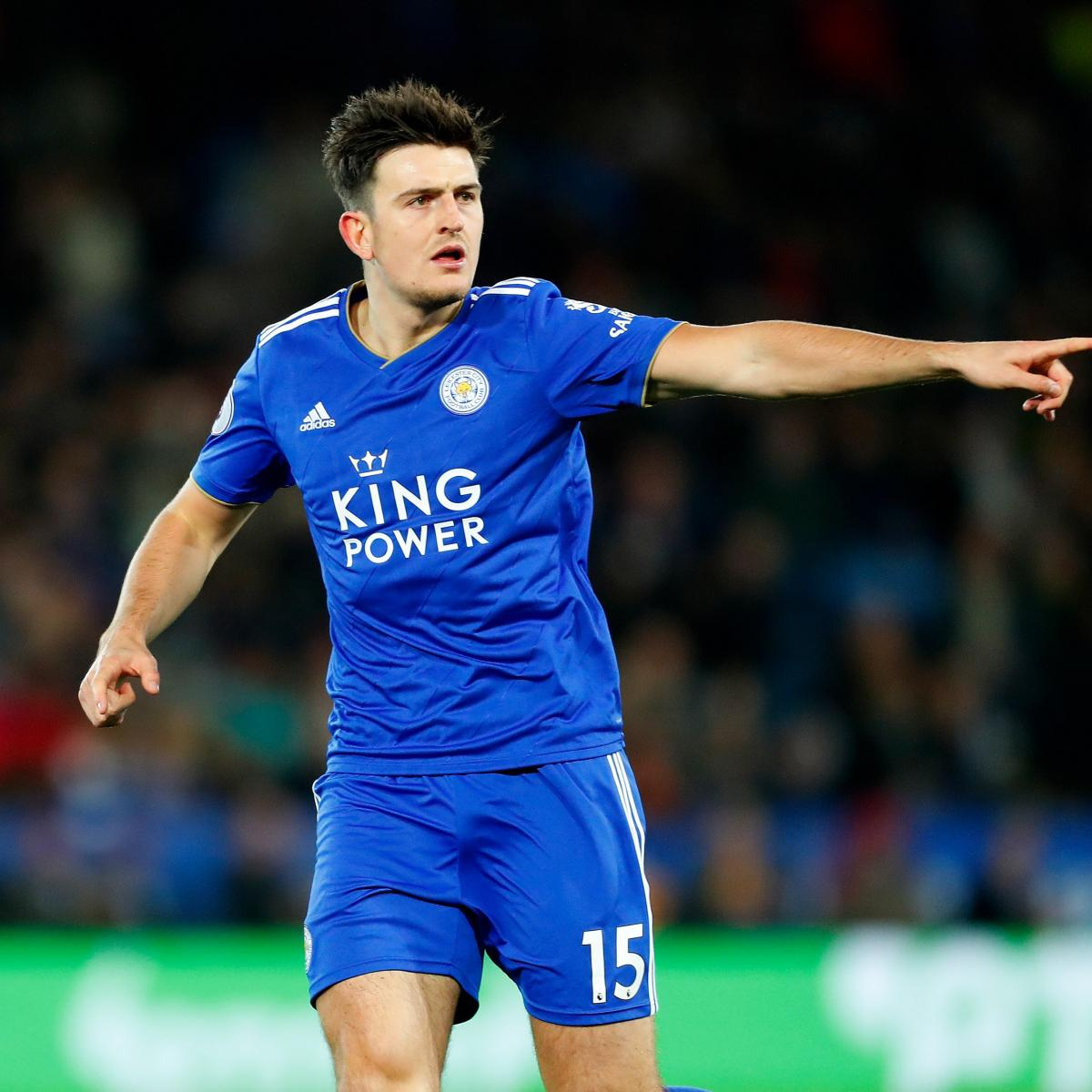 Manchester United Reportedly Ready to Make £60M Harry Maguire Bid in January