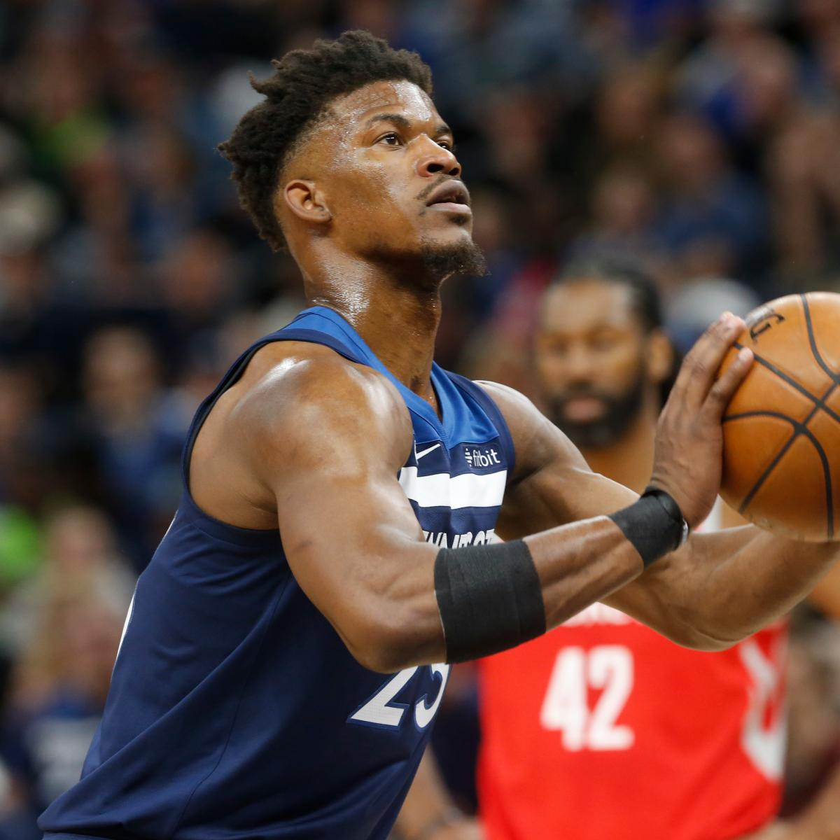NBA Rumors: Latest Buzz on Jimmy Butler Trade, Kevin Love and More