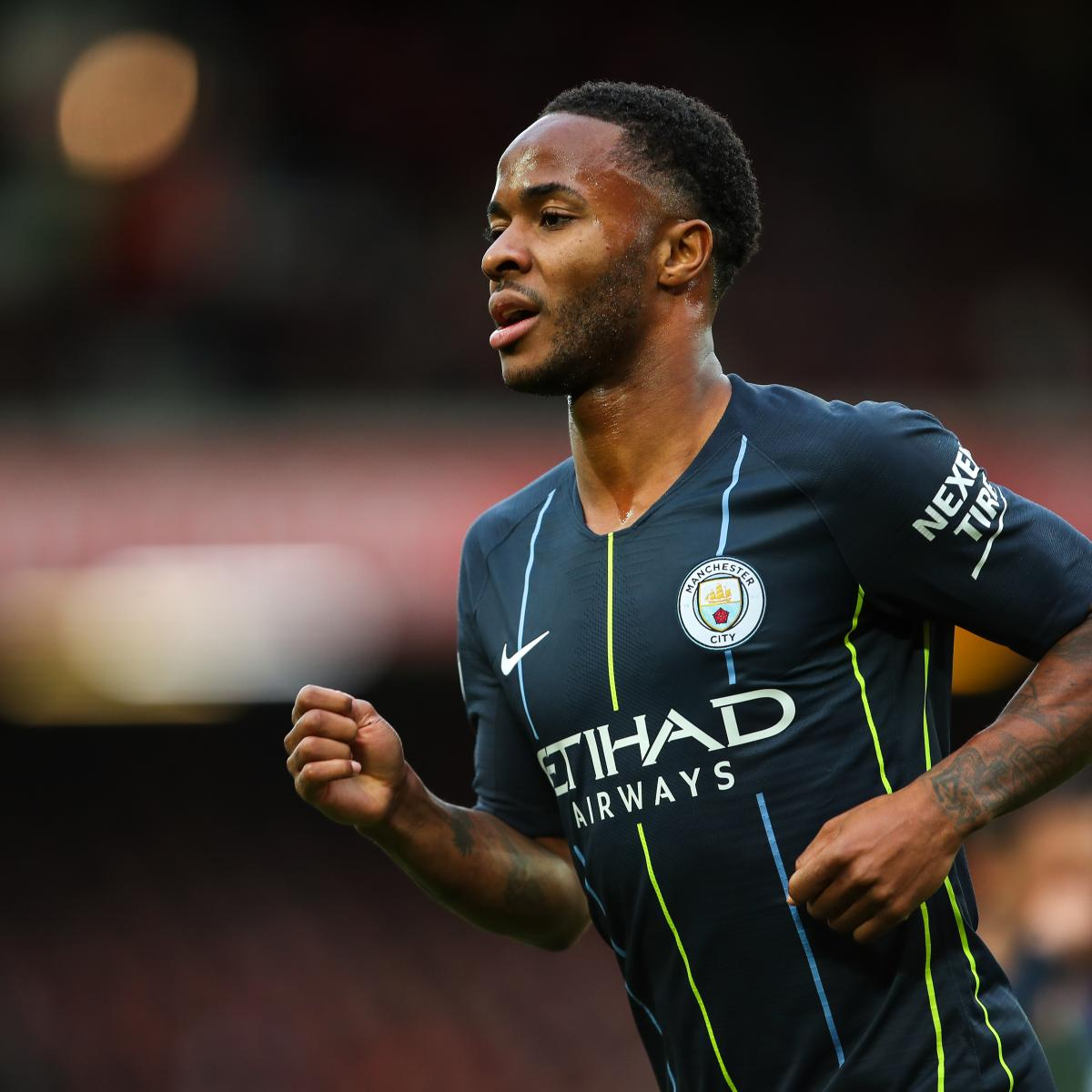 Report: Raheem Sterling, Manchester City Verbally Agree to 5-Year Contract