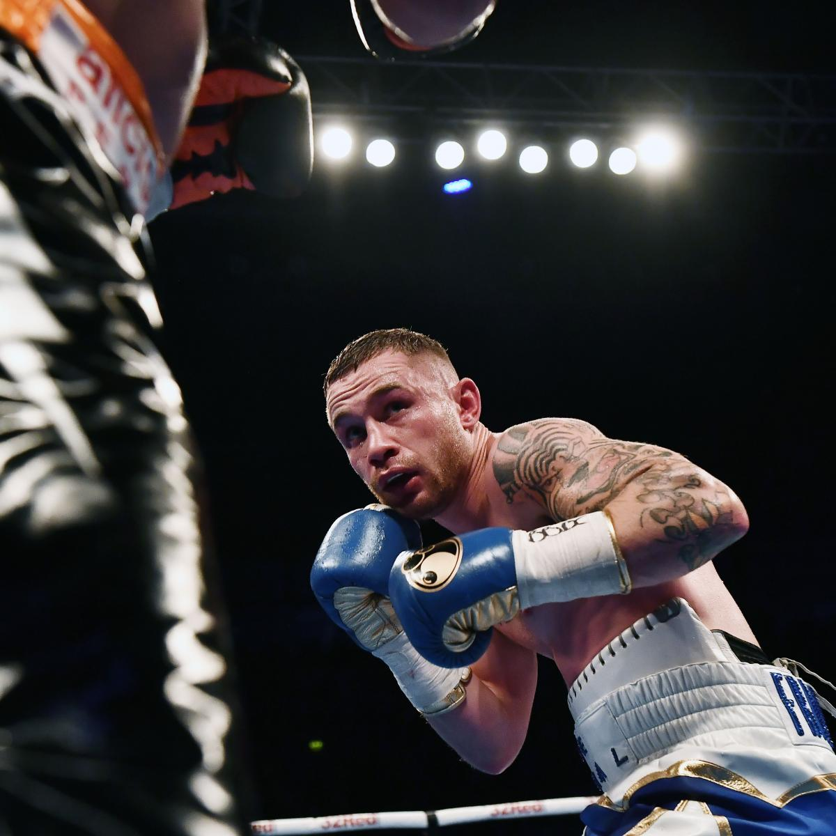 Ryan Burnett Loses to Nonito Donaire After Retiring with Back Injury
