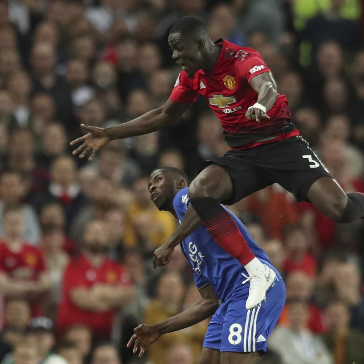 AC Milan Reportedly Set to Move for Manchester United's Eric Bailly in January