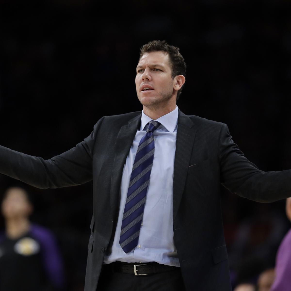 Lakers News: Dennis Rodman Defends Luke Walton; 'It's a Sad Situation'