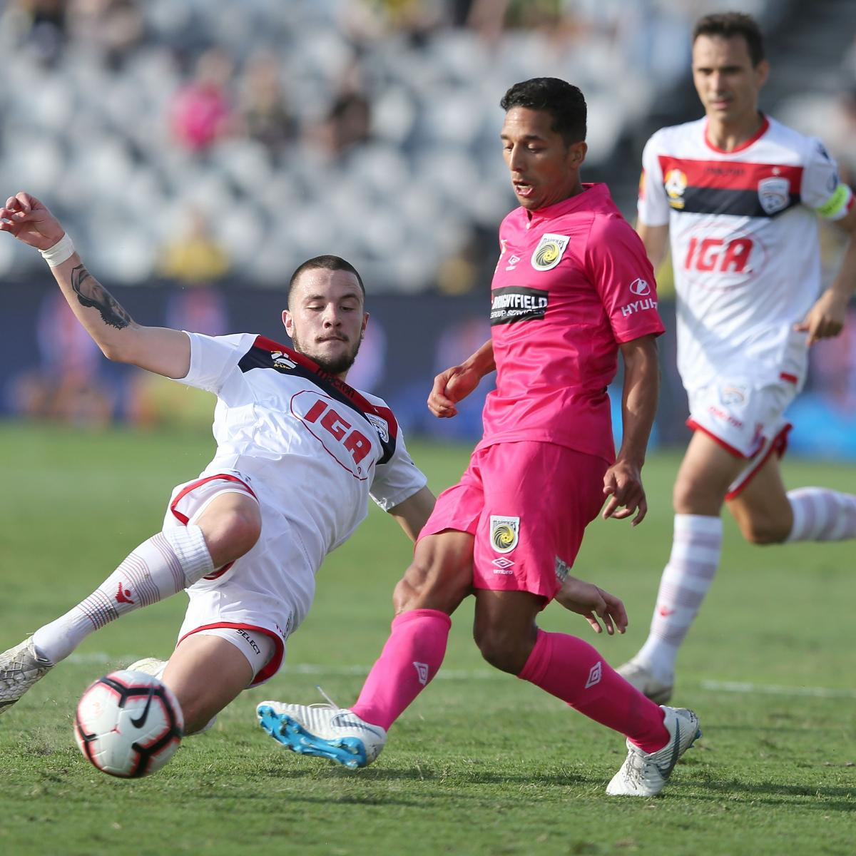 2018/19 A-League Round 4 Odds: Betting Preview, Trends, Analysis for Week