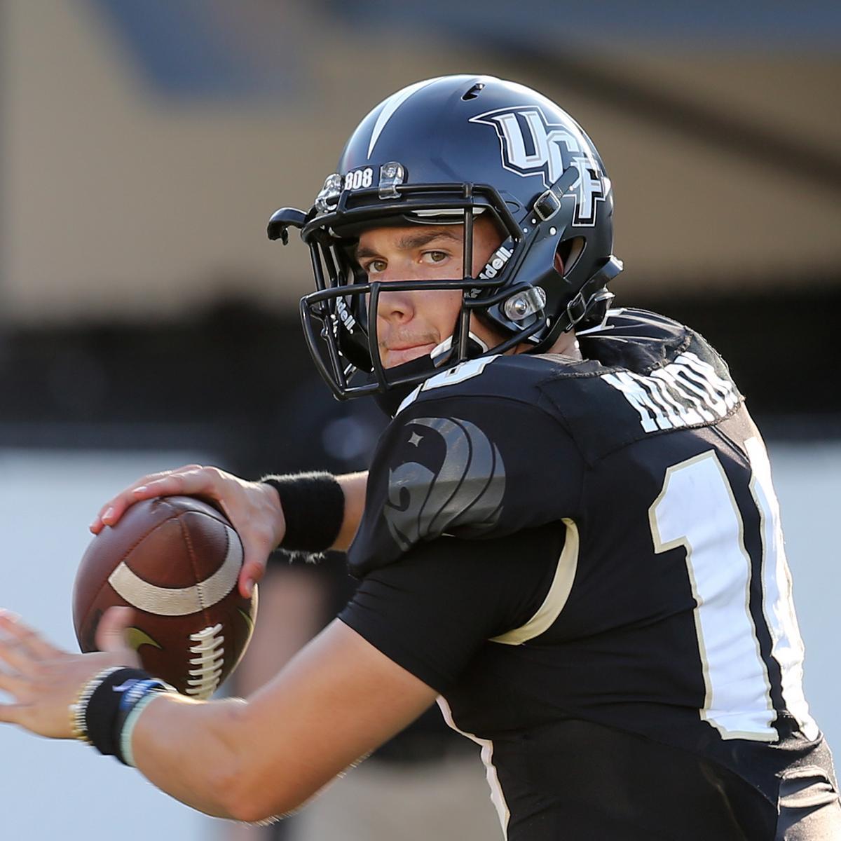 Navy Midshipmen vs. UCF Knights Odds, Analysis, College Football Betting Pick