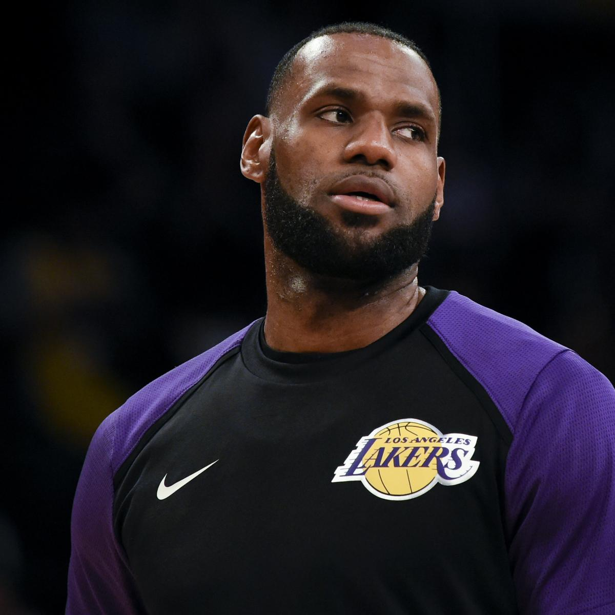 LeBron James Says Love Is Stronger Than Hate After Thousand Oaks Shooting