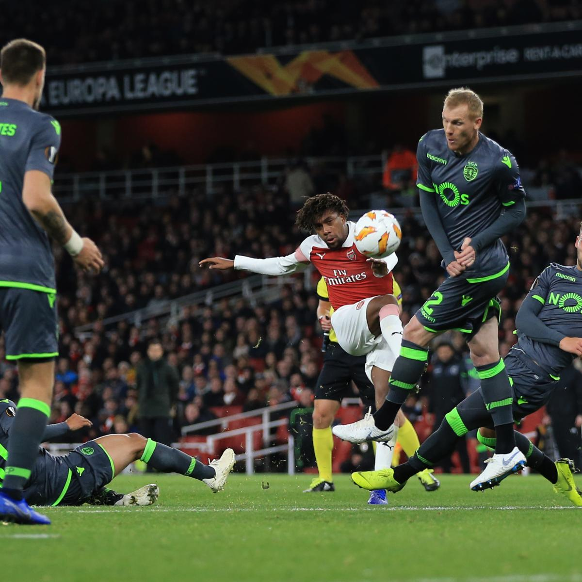Arsenal Qualify for Europa League Knockout Stage with Draw vs. Sporting