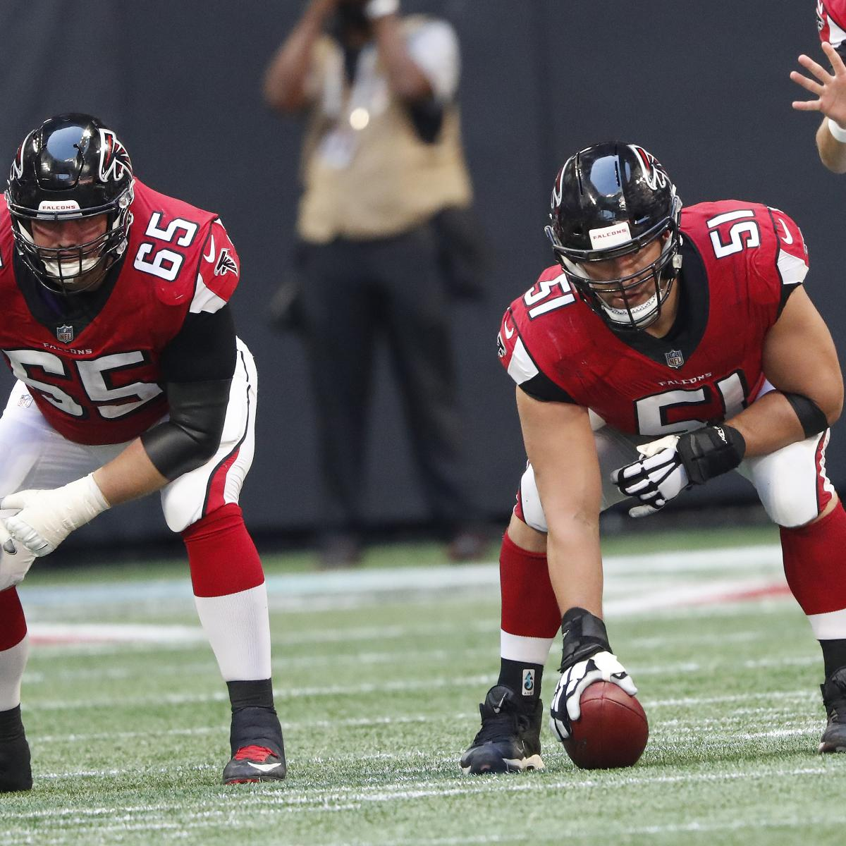 Ford Offensive Line of the Week: Interview with Falcons OL Alex Mack