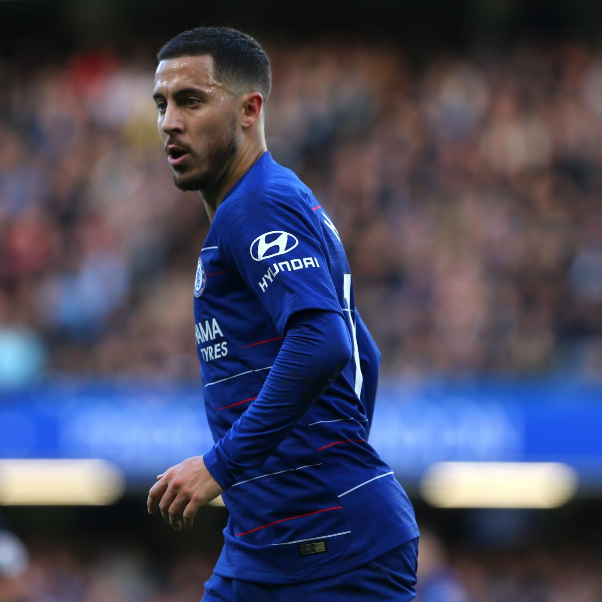 Eden Hazard Says He Is 'Tired' but 'Happy to Play' for Chelsea After World Cup