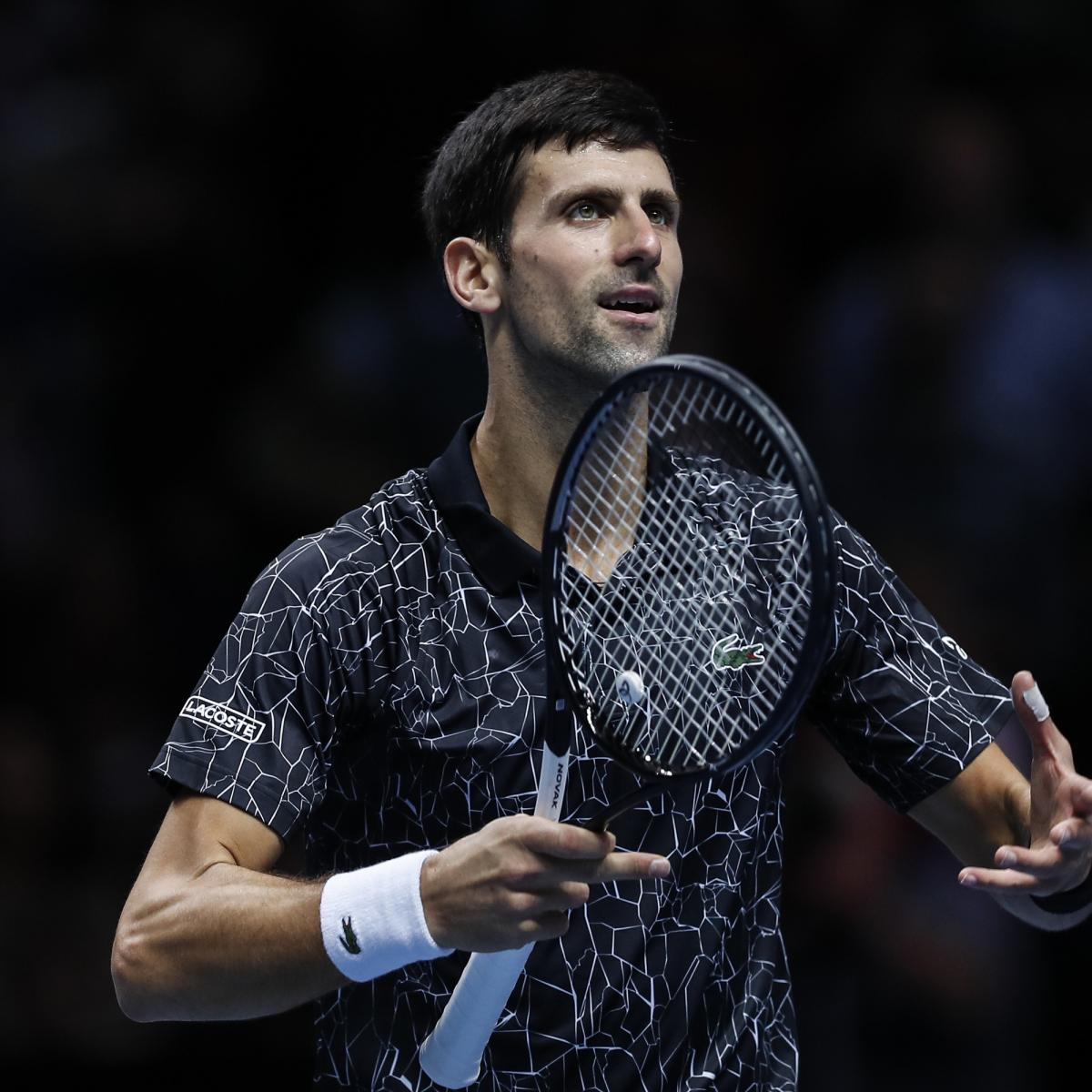 Atp World Tour Finals 2018 Results Wednesday Tennis Scores And