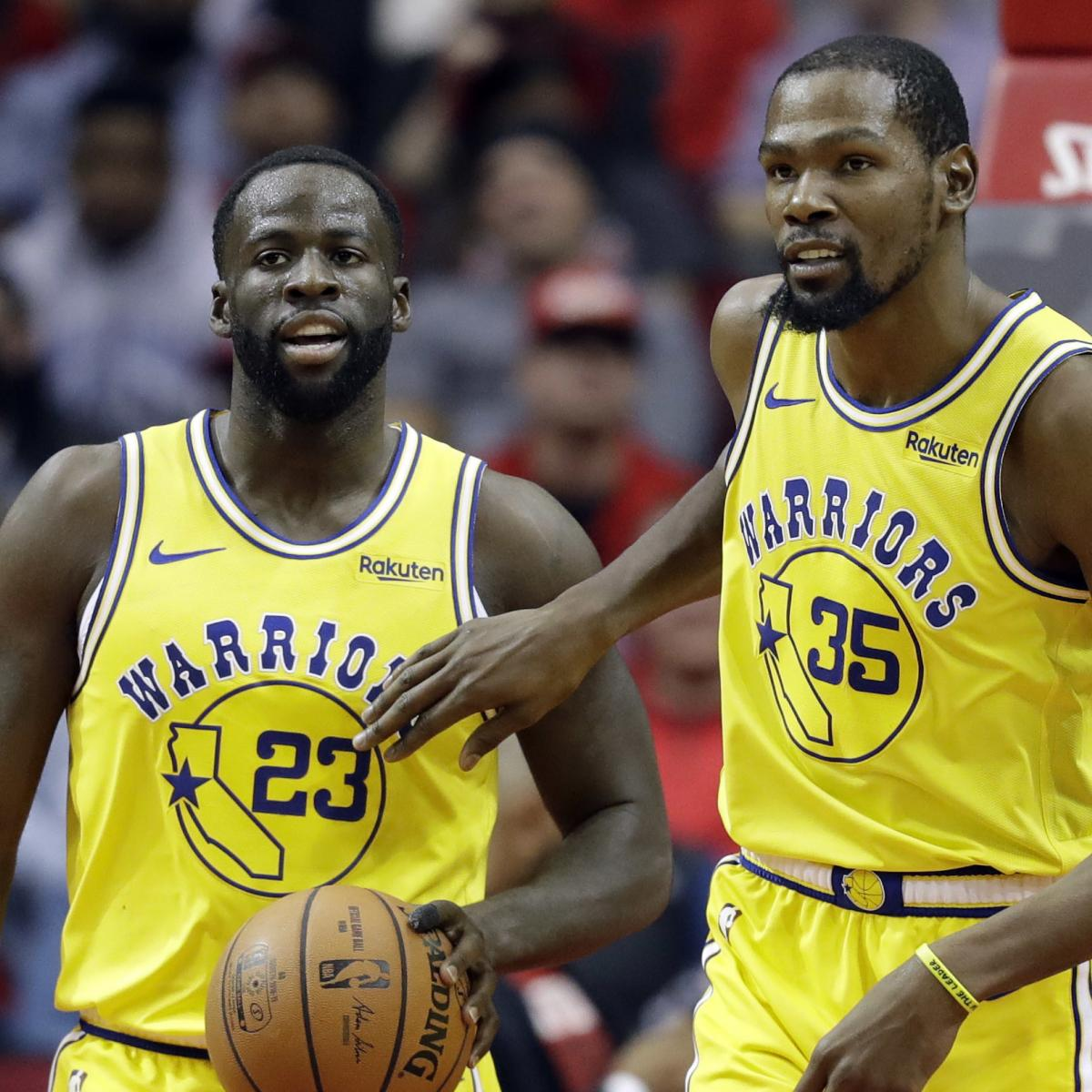 NBA Rumors: Latest Buzz on Kevin Durant's Future and Possible Kyle Korver Trade
