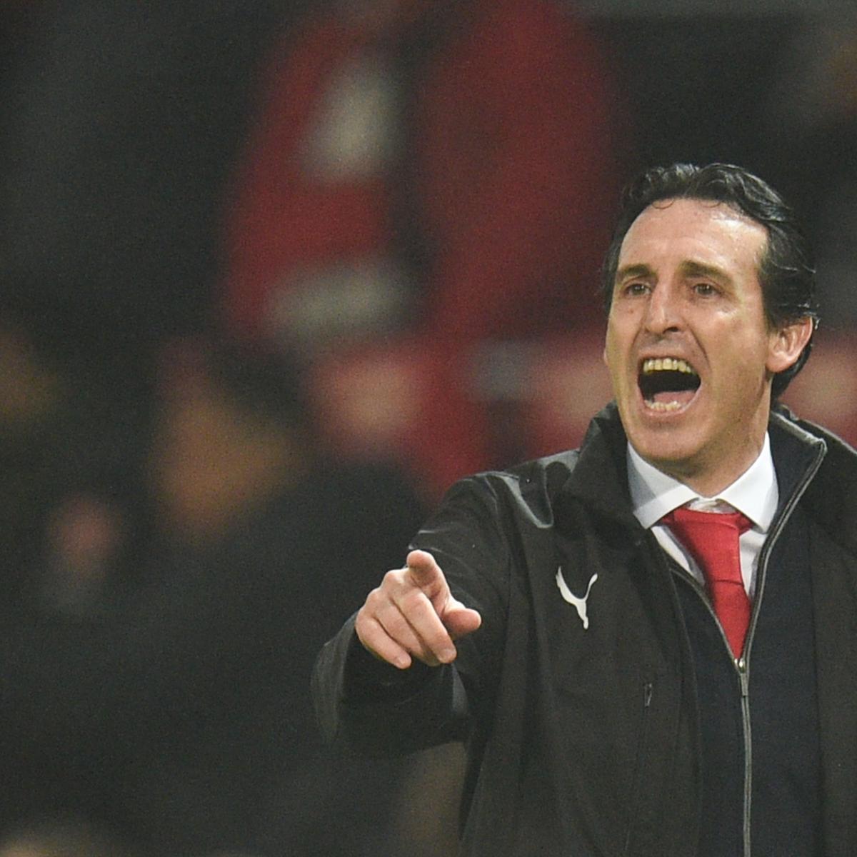 Unai Emery Says David Silva Played a Part in His Move to Arsenal