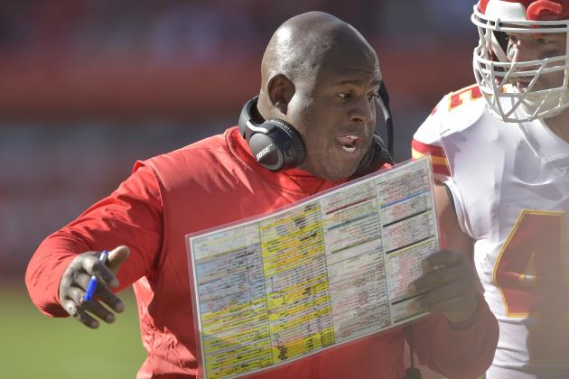 Eric Bieniemy Could Be NFL's Hottest Coaching Candidate Next Year