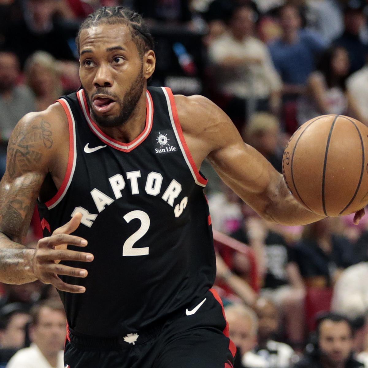 NBA Rumors: Execs Believe Kawhi Leonard Will Sign with