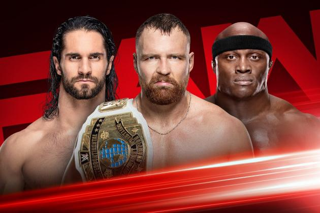 Intercontinental Title Headlines and Preview for January 14 Episode of WWE Raw