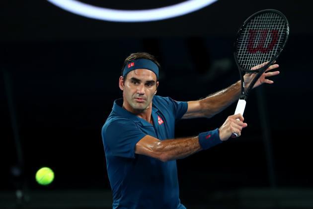 Roger Federer Cruises Past Denis Istomin at 2019 Australian Open
