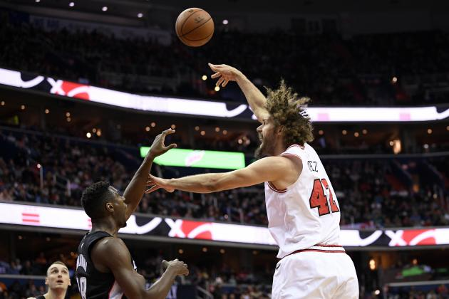 NBA Rumors: Robin Lopez Interested in Warriors; Bulls Refuse to Buy out Contract