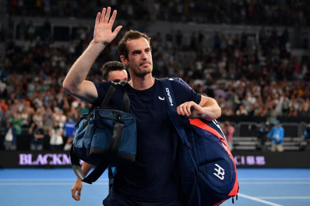 Australian Open 2019 Results: Andy Murray's Loss, Federer's Win and All Scores