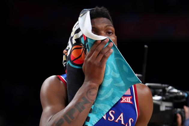 Report: Kansas to Request Silvio De Sousa Be Reinstated by NCAA