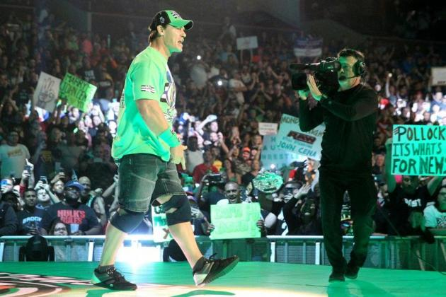 How to Fix John Cena After Botched Return to WWE Raw and SmackDown