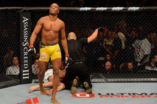 Is UFC 234 the End for Legendary MMA Icon Anderson Silva?