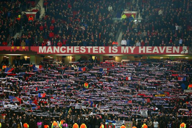 Report: Manchester United to Ask PSG for Damages After Fans Rip Out 800 Seats